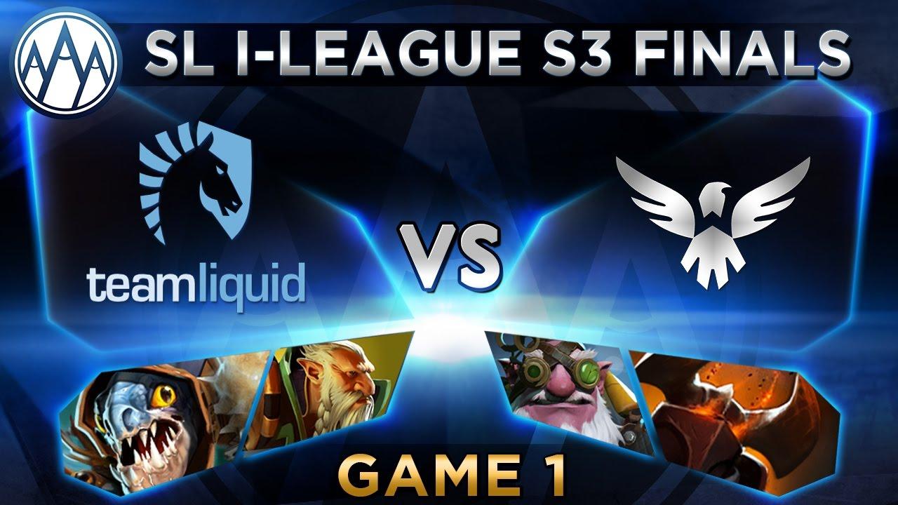 Liquid vs Wings Game 1 - SL i-League StarSeries S3 LAN Finals - @BTSGoDz @LyricalDota