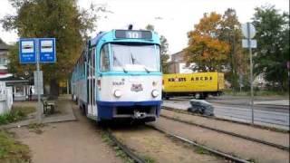 [RS] Tatra T3A #30874+30885 и #30689+30691 (10, Bauskas iela, Rīga)
