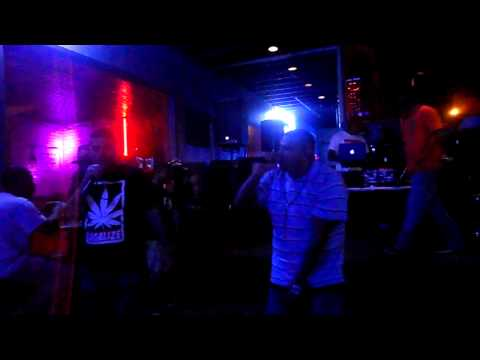 Legal Dope performing at ER Bar