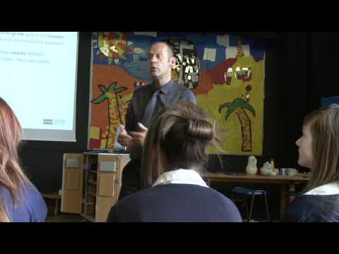 Equal Rights Equal Respect training video Part 2 - Teaching equality and human rights