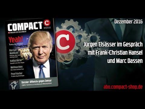 Diskussion zu COMPACT 12/2016: Yeah! Trump die Merkel