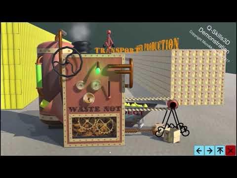 Tech Corner  Q SKILLS 3D QDL, 11 3 17