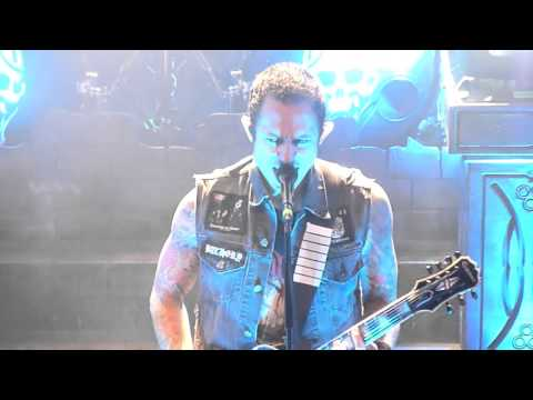 Trivium Silence In The Snow Live Bristol O2 Academy