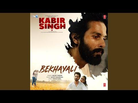 "Bekhayali (From ""Kabir Singh"")"