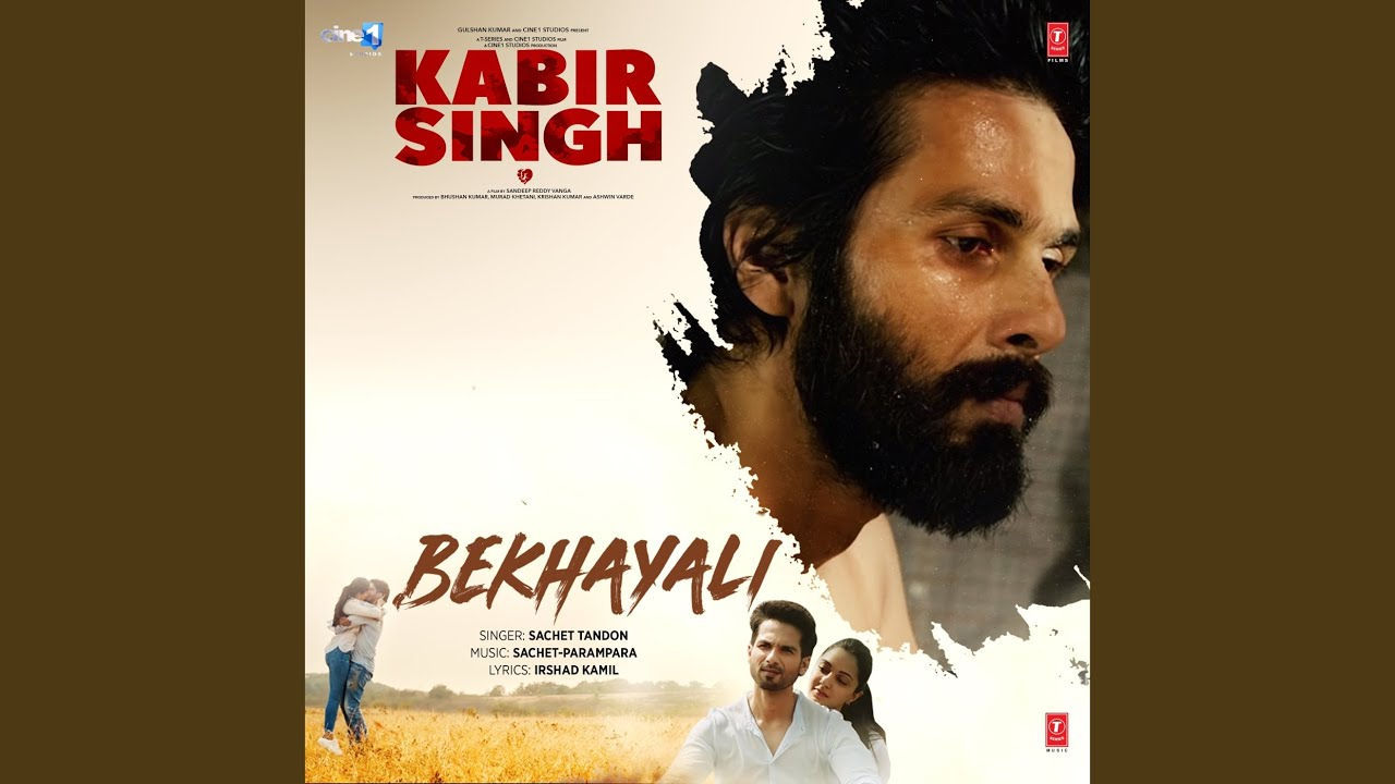 "Bekhayali (From ""Kabir Singh"") - YouTube"