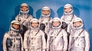 "Project Mercury - the first ""Free Men"" in Space"