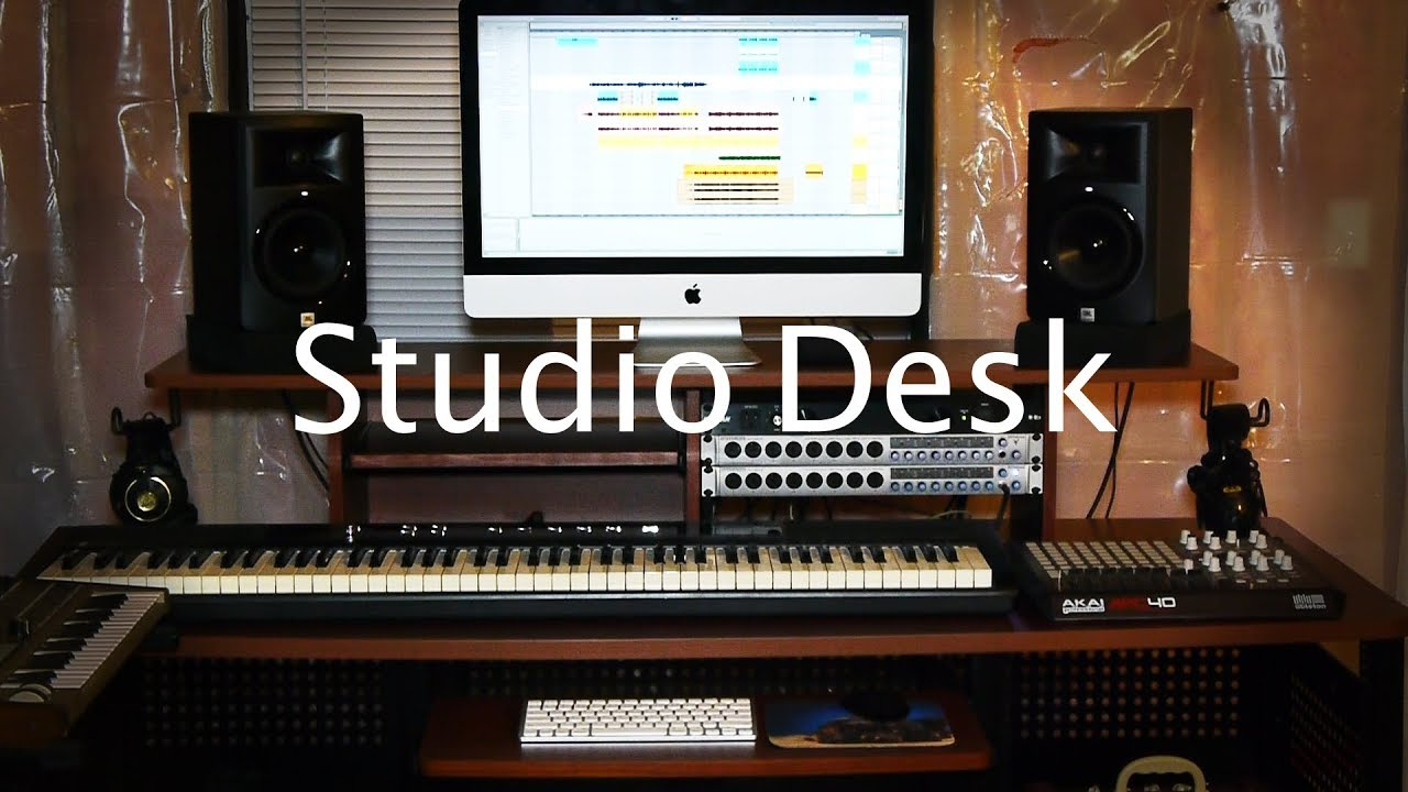 Studio Rta Producer Station Assembly