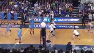 Brutal volleyball