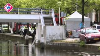 Dode gevonden in water Hooftskade Den Haag