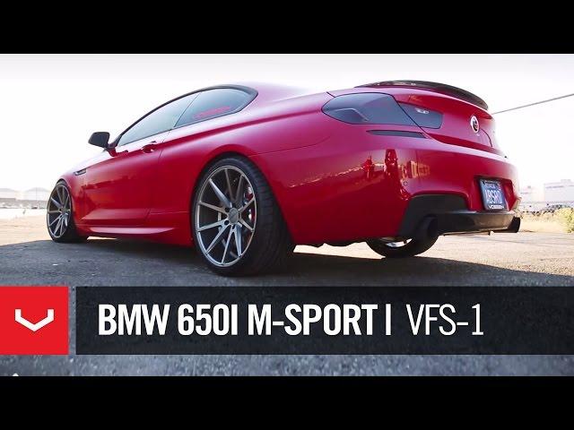 BMW 640i M-Sport |