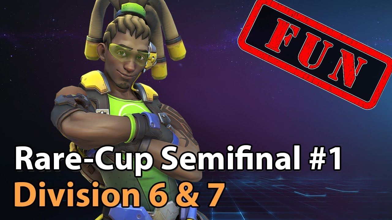 ► Rare Cup - Semifinal #1 - Division 6 & 7 - Heroes of the Storm Esports