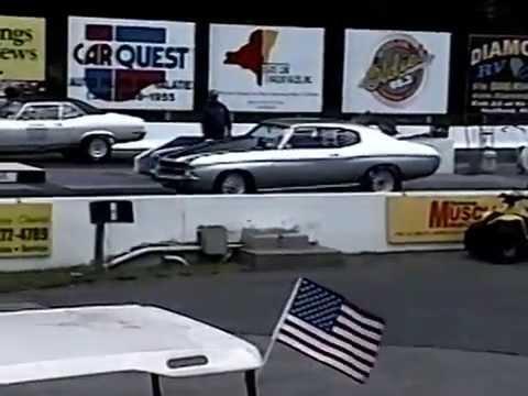 igwos  Lebanon Valley Speedway burnout