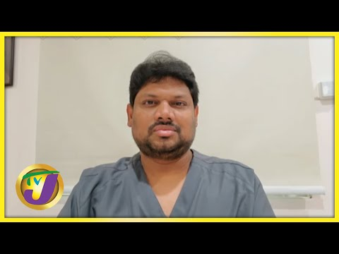 Dr. Anil Kumar   Frequently asked Covid Questions   TVJ Smile Jamaica