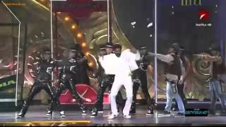 Prabhu Deva Dance Performance at IIFA 2012