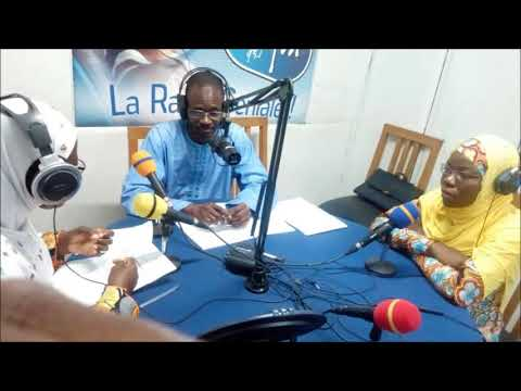 Emission Pacific du 07 Avril 2018 Radio Taxi Fm Togo