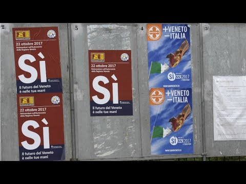 Italy: Veneto and Lombardy overwhelmingly back greater autonomy in referendums