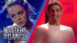 Patrox vs. Samia - Wer gewinnt das Finale?   Masters of Dance   ProSieben