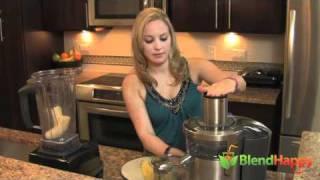 Piña Colada Fruit Smoothie Recipe
