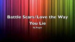 Eminem vs Guy Sebastian - Battle Scars/ Love the Way You Lie