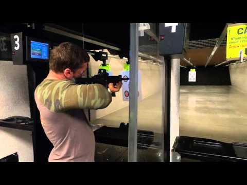 Dmitry Klokov - seminar, gun shooting, police