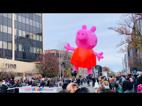 Thanksgiving Day Parade 2018 Stamford Connecticut | non stop kanak