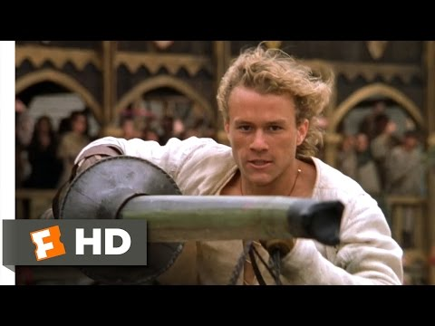 A Knight's Tale (2001) - The Tournament Scene (10/10) | Movieclips