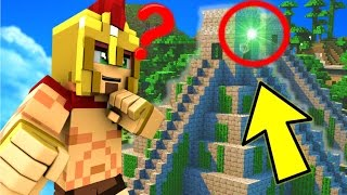 MINECRAFT : LES NAUFRAGÉS ! LE TEMPLE SECRET ?! | SAISON 3 | Episode 7 !