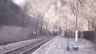京包線青龍橋駅