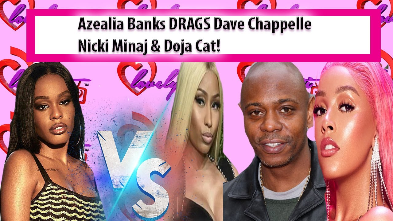 Azealia Banks has things to say about Doja Cat, Nicki & Dave ...