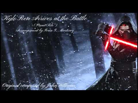 Star Wars The Force Awakens - Kylo Ren´s Theme - Piano Version