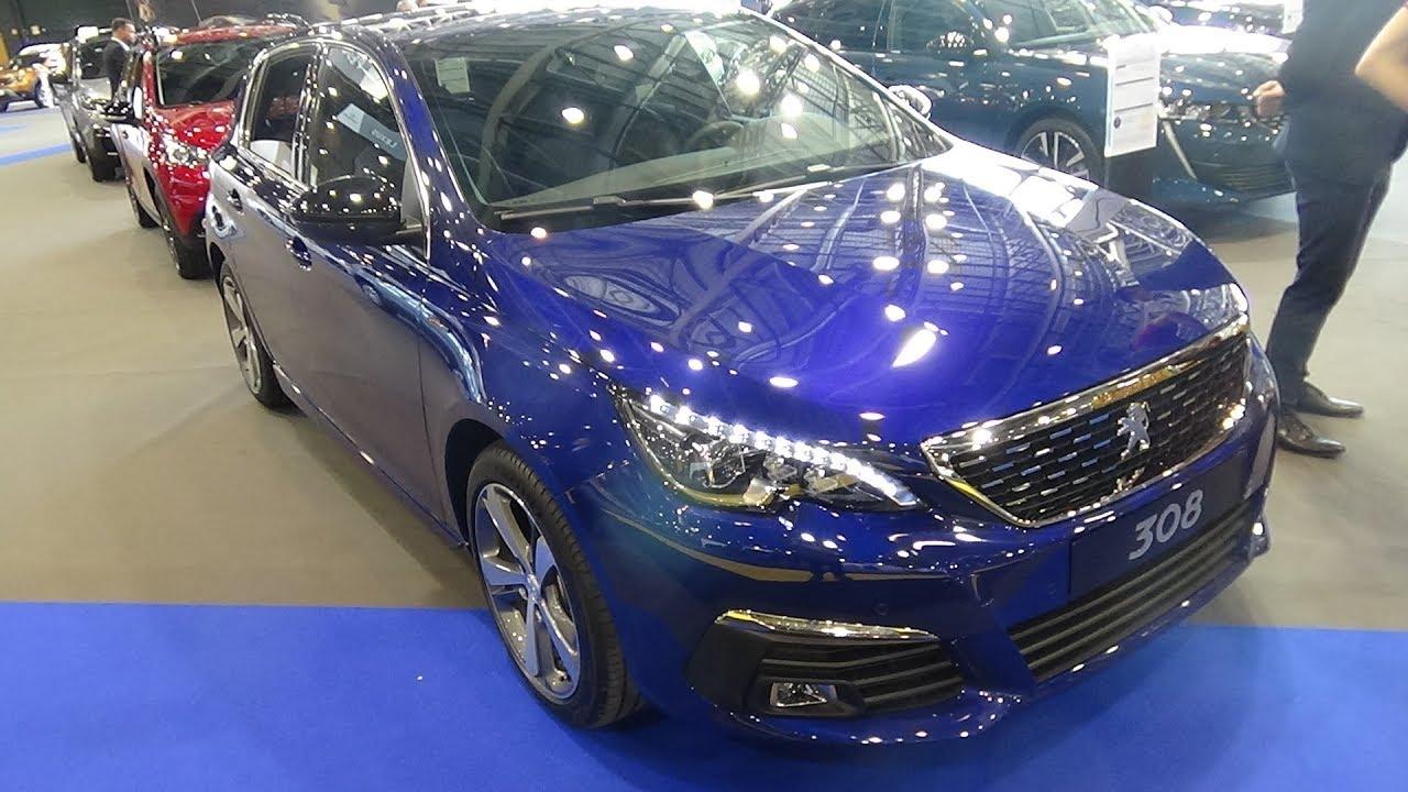 2020 Peugeot 308 Puretech 130 Eat8 Gt Line Exterior And Interior Salon Automobile Lyon 2019 Youtube