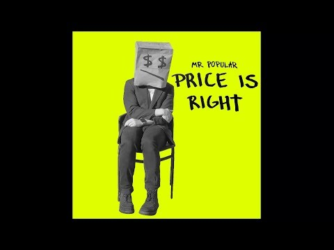 Price Is Right - Mr. Popular
