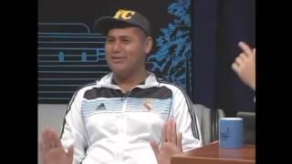 Entrevista con isreael lanuza