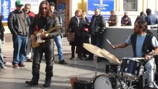 La Grange/Roadhouse Blues - Tres Al Hilo