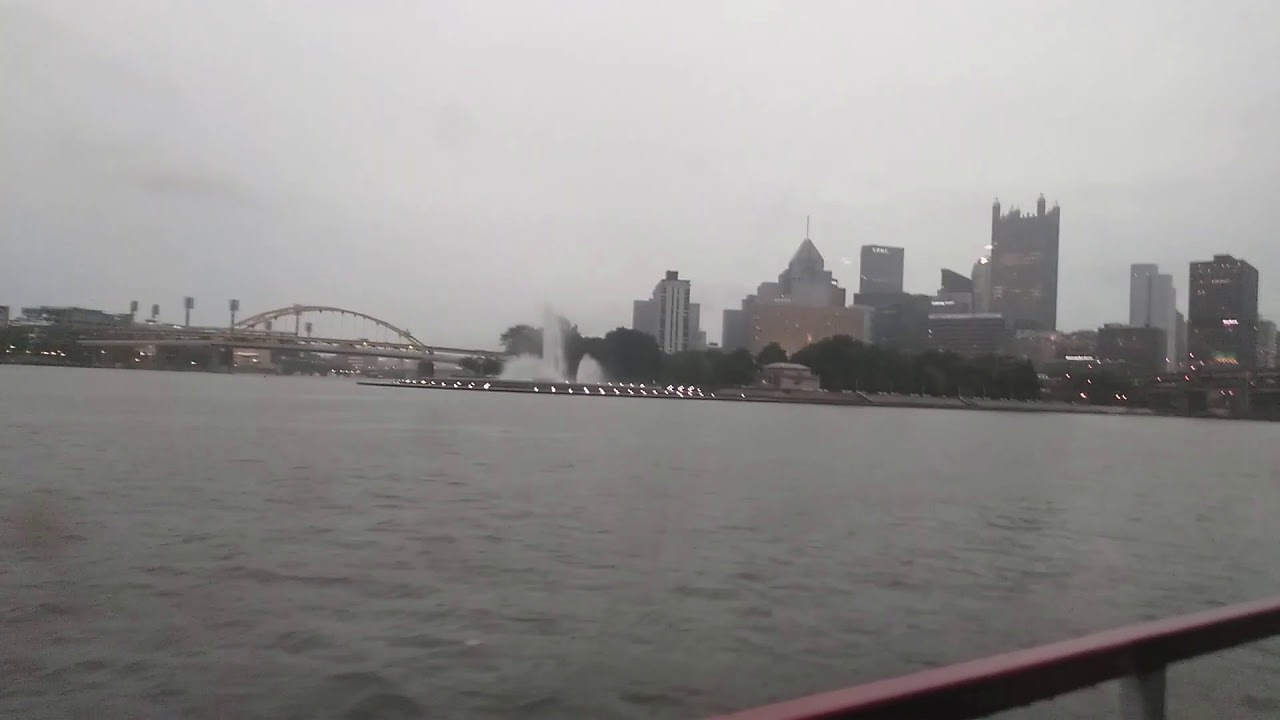 On A Rainy River Tour Part 2