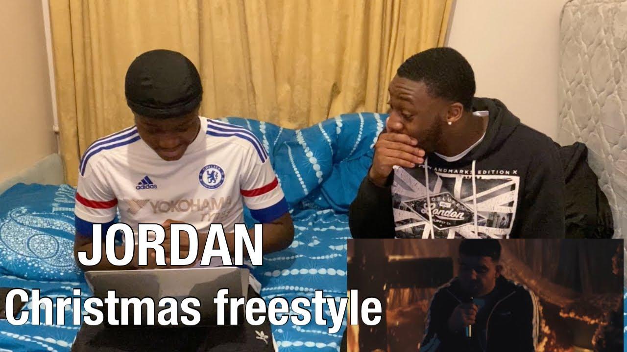 2021 IS GANNA BE JORDAN'S YEAR!!   Jordan - Christmas Freestyle (Special) [REACTION]