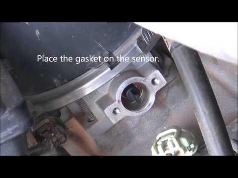Dodge throttle position sensor replacement
