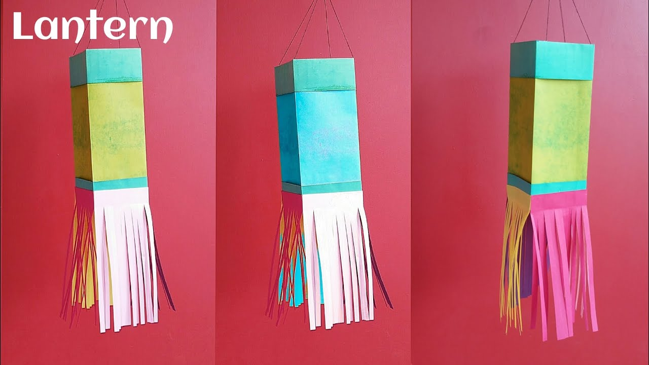Diwali Lantern Craft
