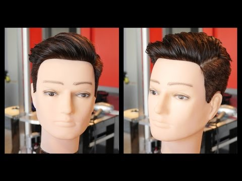 Mens Haircut Tutorial - Messi NEW Haircut - TheSalonGuy