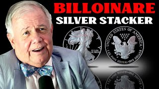 BILLIONAIRE SAYS BUY SILVER NOW!