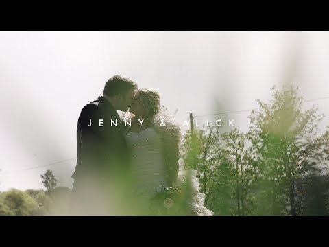 Jenny and Alick Wedding Highlights Inverness 2019