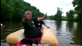 Don Vito gently down the stream