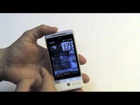Stodołatest.pl - recenzja telefonu HTC Hero