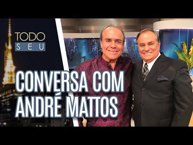 Conversa com André Mattos - Todo Seu (06/02/19)