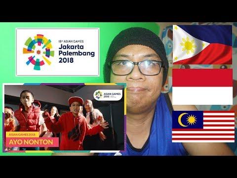 Asian Games 2018 - AYO NONTON/ SAUDI EXPATS REACTION