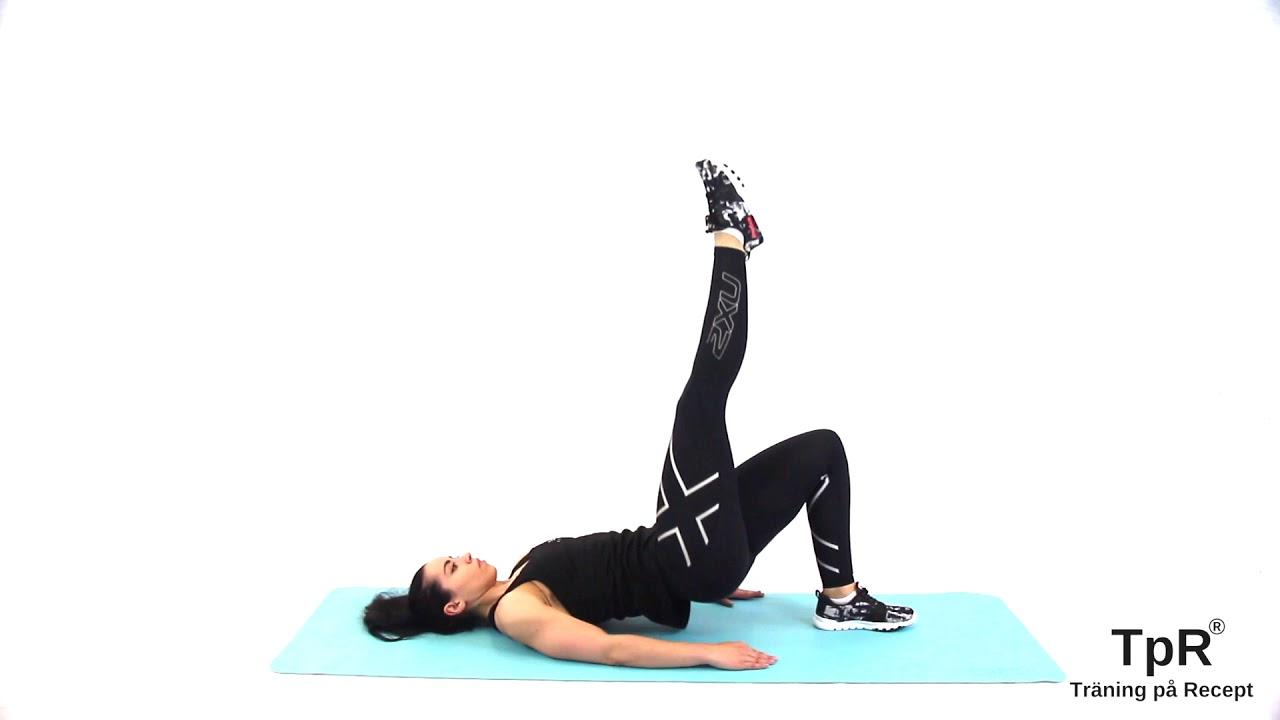 träning vid artros