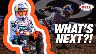 2 for 2 Episode 4 What's Next For Cooper Webb | Bell Helmets