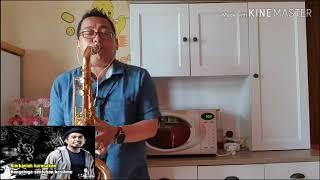 Kasih putih tenor saxophone cover with yanagisawa TWO20 unlacquer
