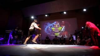 Pirat VS Alex - Red Bull BC One Poland Cypher 2016