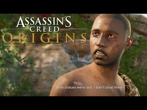 Assassin's Creed Origins - Multiple Playable Characters, Toggle Hood, & More!